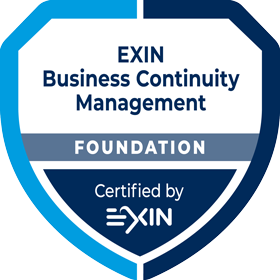 Business Continuity Management Foundation ISO 22301 Certified by eXIN